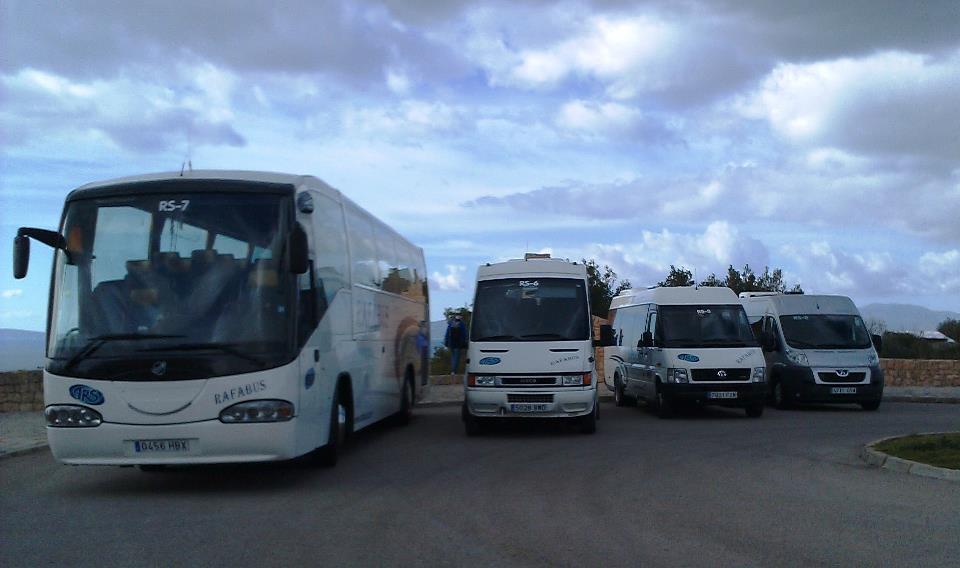 Traslados aeropuerto de palma de mallorca rafa transfers - Transportes palma de mallorca ...